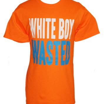 White Boy Wasted Funny Shirt