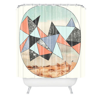 DENY Designs Home Accessories | Wesley Bird Dry Spell Shower Curtain