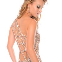 Precious Formals P9046 at Prom Dress Shop