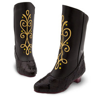 Disney Anna Boots for Girls - Frozen | Disney Store