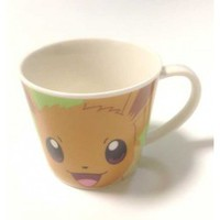Pokemon Center 2013 Eevee Face Ceramic Mug