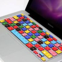Lego Style Keyboard Skin for MacBook by CoolDecal on Etsy