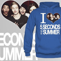 5 SECONDS OF SUMMER HOODIE
