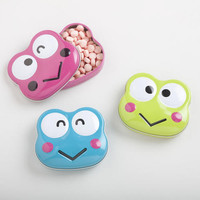 Keroppi Sour Candy Tins, Set of 3 | World Market
