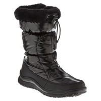 Women's Merona® Nataly Winter Boots - Black