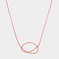 Knot Necklace                                                                                                                    | MoMA