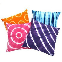 Tie-Dye Pillow  - Bedding
