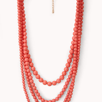 Everyday Beaded Layer Necklace