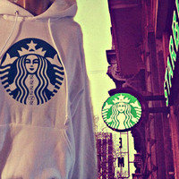 Starbucks Style Coffee Preferences Hoodie