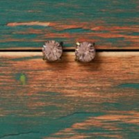 Small Rhinestone Stud Earrings at Free People Clothing Boutique