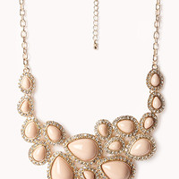 Glam Bib Necklace