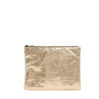 Distressed Metallic Clutch
