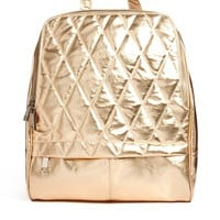 Quilted Boysy Backpack