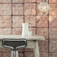 Brooklyn Tin Tiles Wallpaper - 06