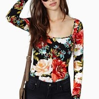 Bed Of Roses Top