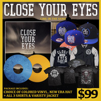 Close Your Eyes: The Ultimate Vinyl Package