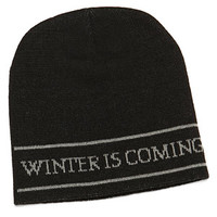Winter is Coming Beanie