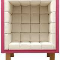 Padded Wall Chair - 'The Paddy' For Relaxation and Nervous Breakdowns