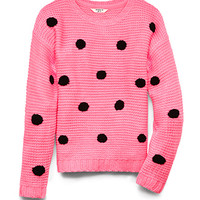 Sweet Polka Dots Sweater (Kids)