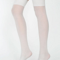 American Apparel - Sparkle Over-the-Knee Sock