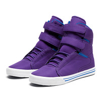 SOCIETY PURPLE / ROYAL - WHITE