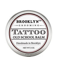 Commando Tattoo Balm | BRIKA - A Well-Crafted Life
