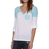 Roxy Long Sleeve Convertible Tee at PacSun.com