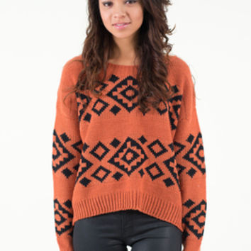 Cabin Fever Cure Knit Sweater
