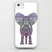 ELEPHANT GIRL iPhone & iPod Case by Monika Strigel