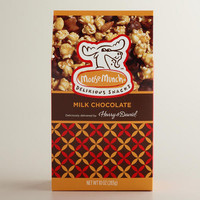 Moose Munch Milk Chocolate Caramel Popcorn | World Market