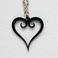 Kingdom Heart necklace