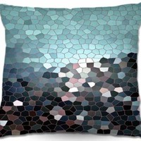 Decorative Couch or Throw Pillow from DiaNoche Designs Iris Lehnhardt Décor and Bathroom Ideas Patternization II