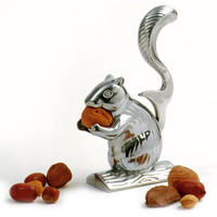 Davy Crack-it Squirrel Nutcracker - The Afternoon