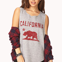 California Muscle Tee