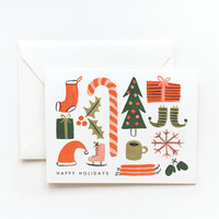 Rifle Paper Co. - Favorite Things Card