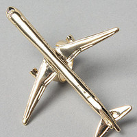 Karmaloop.com - Global Concrete Culture - The I&#x27;m Fly Ring in Gold by Melody Ehsani
