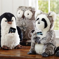 Rockin' Plush Speaker Animals
