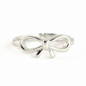 Tiffany Knuckle Ring