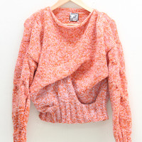 Anntian Handknit Balloon Sweater $550. At Beklina