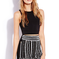 Glam Girl Mini Skirt