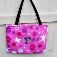 My Little Pony Friendship is Magic bag TOTE Purse Twilight Sparkle