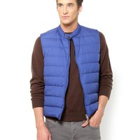 UP TO BE Down Padded Puffer Vest - GF Ferre, Class Roberto Cavalli, Montana And More - Modnique.com