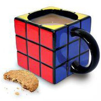 Rubik&#x27;s Cube Mug | Incredible Things