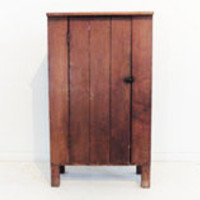 Montgomery Rag Antiques & Textiles - Shop - Primitive Hutch