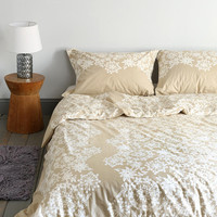 Plum & Bow Lana Duvet Cover - Urban Outfitters