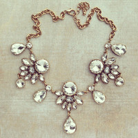 Pree Brulee - Crystalline Garden Necklace