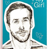 Chronicle Books 'Hey Girl' Journal | Nordstrom