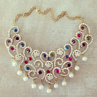 Pree Brulee - Empress Wedding Necklace