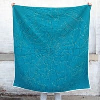 Constellation Quilt - PILLOWS & THROWS - Home Accessories - Store