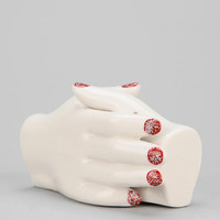 Plum & Bow Hands Salt And Pepper Shaker - Set Of 2 - Urban Outfitters